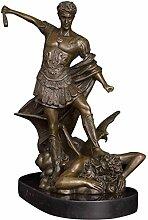 DQQQ Figuren Skulpturen Statuen Dekoartikel