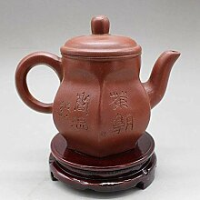 DQQQ Teekanne Yixing Authentic Zhu Schlamm