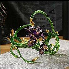 DQQQ Weinregale European Green Iris Tail Weinregal
