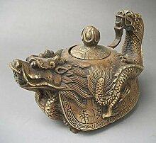 DQQQ Wunderbare seltene orientalische Bronze