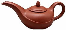 DQQQ Yixing Authentic Handmade Teekanne Home Long