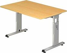 DR-Büro Schreibtisch 120 x 80 cm -