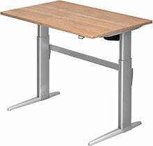 DR-Büro Steh-Sitz-Schreibtisch elektrisch