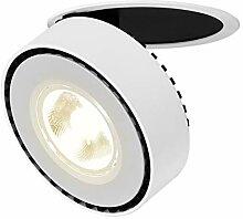 Dr.lazy 12W LED Deckenstrahler Einbauleuchten