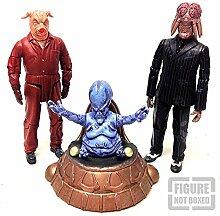 Dr Who Aliens & Villas Action-Figuren-Set, 15 cm,