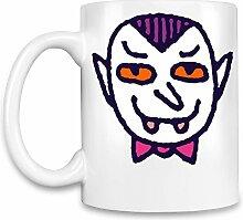 Dracula Kaffee Becher