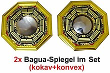 Dragon 2X Bagua Spiegel konvex + konkav ca. 12cm