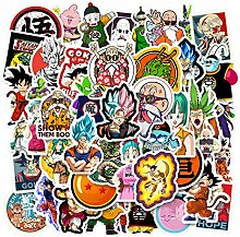 Dragon Ball Cartoon Koffer Slide Board Notebook