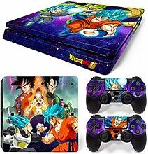 Dragon Ball Super PS4 Haut Aufkleber Für Play