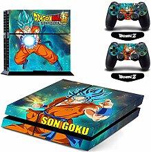 Dragon Ball Super Son Goku Vinyl Cover Aufkleber