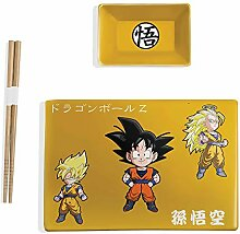 Dragon Ball Z CHIBI Styled Sushi-Set mit