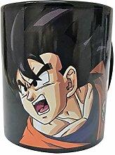 Dragon Ball Z Son-Goku Super Saiyajin Hitze