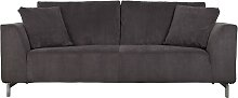 Dragon Rib - Sofa - Grau
