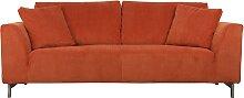 Dragon Rib - Sofa - Orange