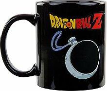 Dragonball Z - Radar Hitze ändern Kaffee-Haferl