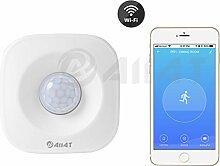 Drahtloser WiFi-Smart-Haus-Bewegungsmelder mit