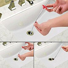 Drain Snake Abfluss Clog Remover,Multifunktionale