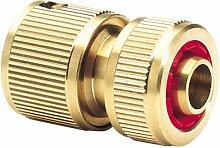 Draper Expert 68433 Wasserschlauchanschluss mit Stopp-Funktion, 1/2-Zoll (1,27cm)
