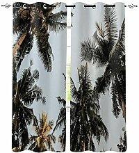 Draperies & Gardinen Vintage Vorhang Paneel Paar