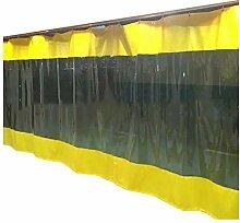 Draussen Vorhänge, 0,5 MM PVC Groß Plane Block