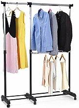 DREAMADE Kleiderständer Kleiderstange Stabil,