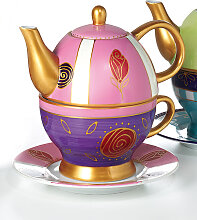 DREAMS Tea for One Teeset mit Teekanne, grosse