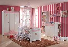 Dreams4Home Babyzimmer 'Princess XL',
