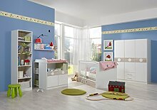 Dreams4Home Babyzimmer 'Shelly XL',
