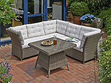 Dreams4Home Dining Lounge Set 'Lampa' -