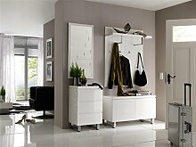 Dreams4Home Garderobe, Set, Wandpaneel,