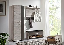 Dreams4Home Garderobenset 'Mattia B',