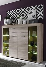 Dreams4Home Highboard Base Anrichte Kommode