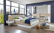 Dreams4Home Schlafzimmer Set 'Monja' -