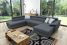 Dreams4Home Wohnlandschaft 'Moe' - Sofa,