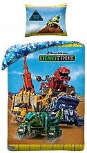 DreamWorks Dinotrux Jungen Bettwäsche 140 x 200cm