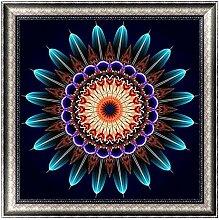 Dreamy Blume 5D Diamant Malerei Stickerei DIY Naht