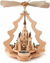 DREGENO Seiffen Pyramide mit Dresdner