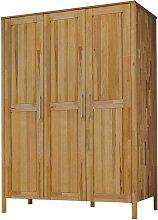 Drehtürenschrank mit 3 Türen 3 türig