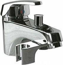 Drei Armatur 17017302–Mischbatterie Badewanne