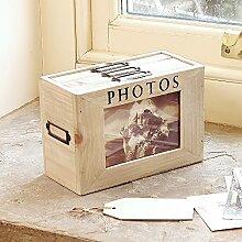 Drei Fach wieder aus Photo Store–Ein Schöne Geschenkidee für Someone Special–(m519)
