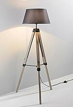 Dreibein Stehlampe Stehleuchte Standleuchte | 145