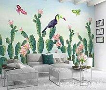 Dreidimensionale Kaktus Tapete Wandbild @ 250 *