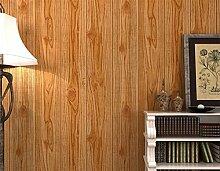 Dreidimensionale Nachahmung Holz Tapete Decke