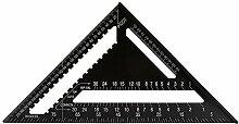 Dreieck Lehre Aluminiumlegierungs Quadrat