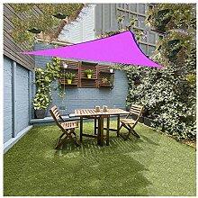 Dreieckig Sonnensegel Sonnenschutz, Garten