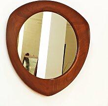 Dreieckiger Spiegel von Campo e Graffi für