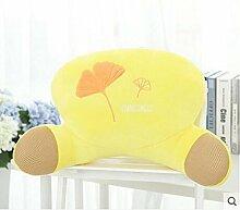 Dreieckkissen Schwangere Frauen Bedside Car Taille Kissen Office Nap Stuhl Kissen Taille Kissen Taille Pad Taillenkissen ( Farbe : A6 )