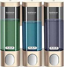Dreifacher Seifenspender Shampoo-Spender für die