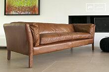 Dreisitzer Sofa Hamar skandinavisches Design
