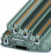 Dreistockklemme 0,14-4qmm PTI 2,5-L/L,Elektroinstallation,Phoenix Contact,PTI 2,5-L/L,4046356609586